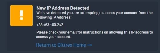 информация о IP